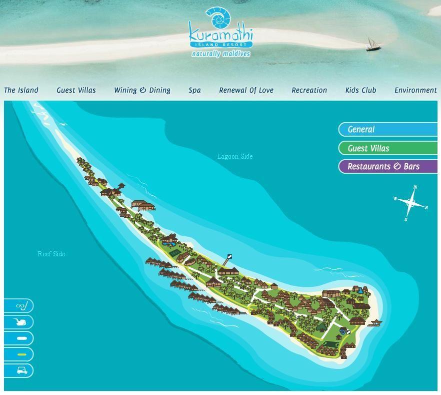 Download this Lien Kuramathi Island Map Html picture